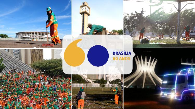 SLU parabeniza Brasília por seus 60 anos