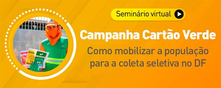 Seminário Campanha Cartão Verde